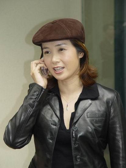 组图:陈道明蒋雯丽携《中国式离婚》亮相上海