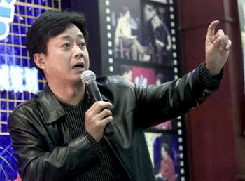 朱军直言:港台艺人不懂《艺术人生》(附图)