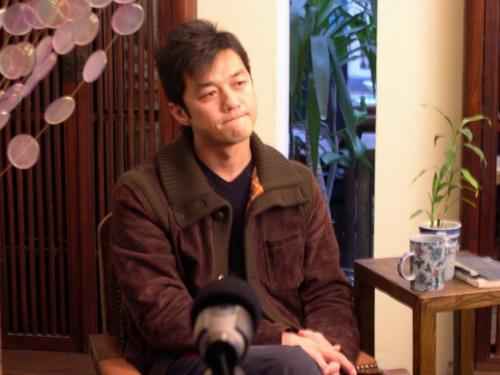 李亚鹏日本受追捧《射雕》明年1月播出(组图)