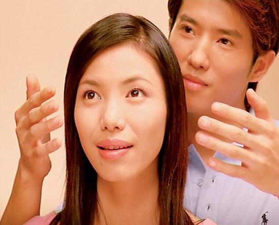 山和水同时制作九条广告德节能灯广告拍摄侧记