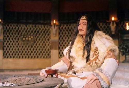 罗嘉良拍《昭君出塞》因戏服臭与美术指导吵架