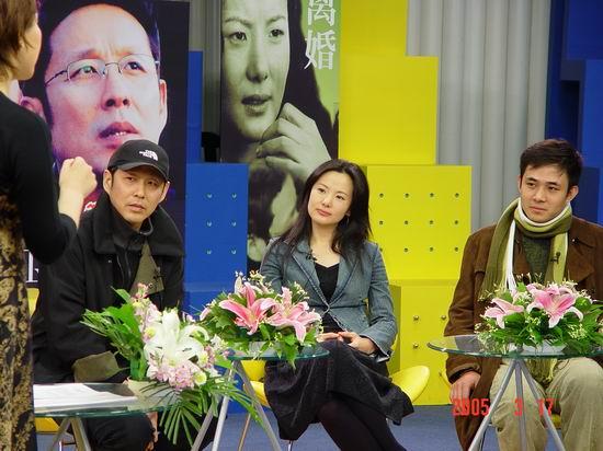 图文:《中国式离婚》卫视首映礼-活动现场