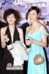 组图:陈法蓉孙耀威《美丽传说2》盛装拍摄晚宴