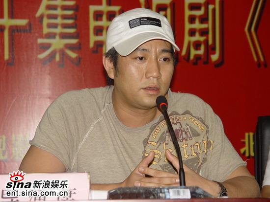 图文:《金色年华》在开机媒体见面会--导演李大为