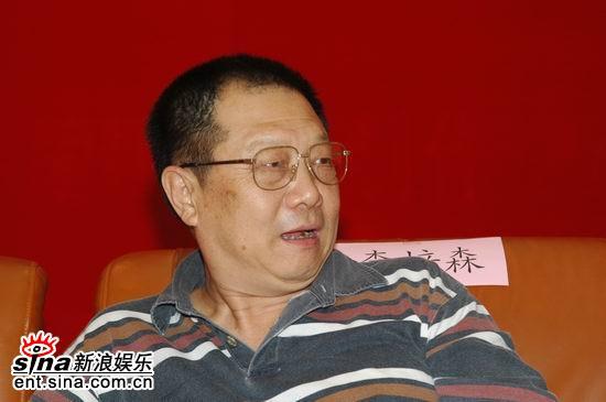 图文:中国电视剧制作中心主任李培森