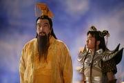 独家组图:刘晓庆焦恩俊《宝莲灯》精彩剧照(2)