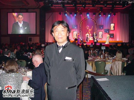 国际艾美会委员张雪松导演将于今晚返京(附图)