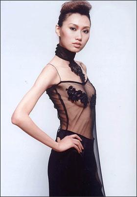 资料图片:《时尚风云榜》节目主持人李斯羽(5)