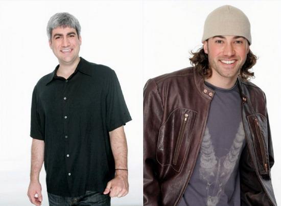 本季《美国偶像》两男选手出过专辑单曲(组图)