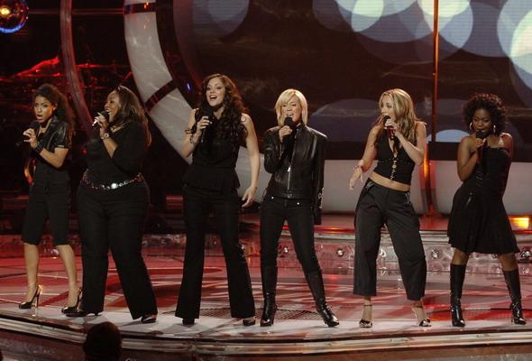 资料图片:第五季圆满落幕--本季12强六位女选手