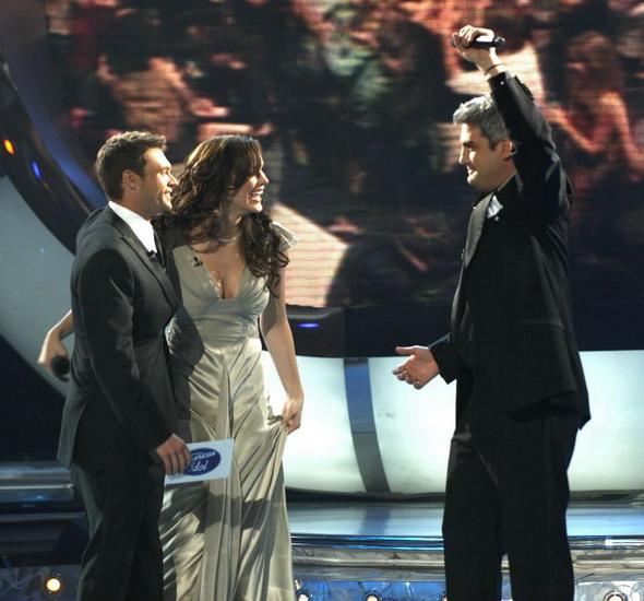 资料图片:第五季圆满落幕--Ryan、Kat、Taylor