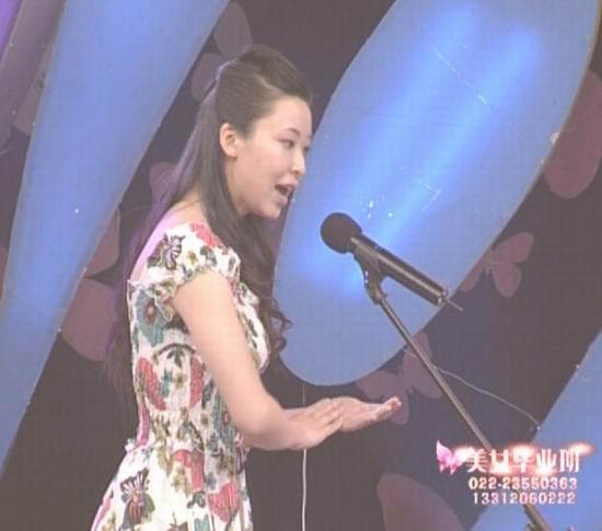 《化蝶》美女毕业班精彩连连评委选手齐HIGH