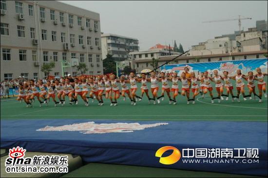 资料图片:《阳光伙伴》上海赛区现场图片(6)