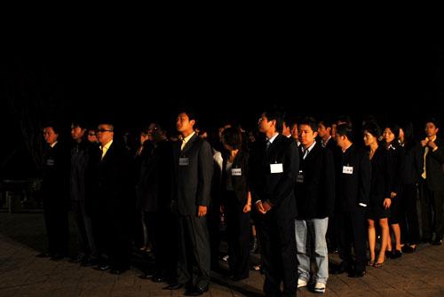 """训练营第三天:模拟商战""""恶搞组""""夺冠(1)"""