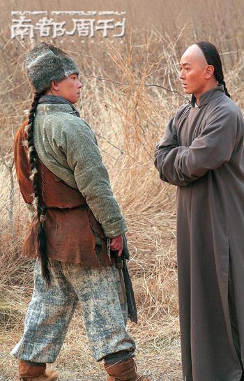郑伊健、陈小春《霍元甲》片场畅谈十年兄弟情