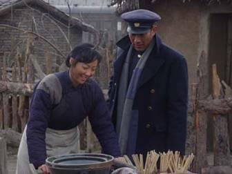 电视剧《红灯记》中李玉和和慧莲的情感