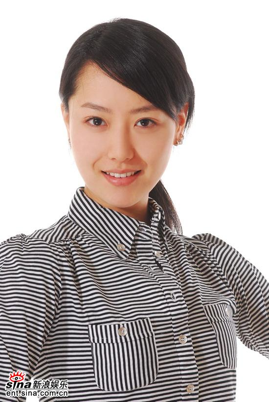 资料图片:红楼梦宝钗决赛选手--白冰(西安)