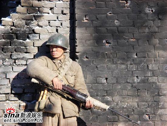 王宝强错过《集结号》发布会大电影2中挑大梁