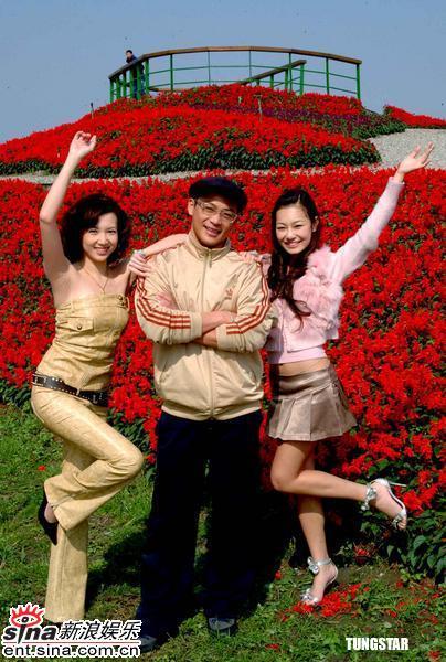 组图:华视《生命的太阳》不畏外界传言跑宣传