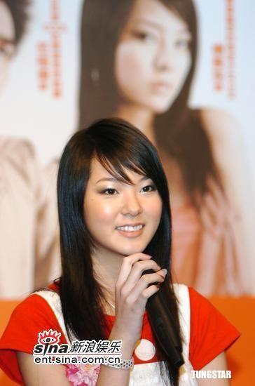组图:陶晶莹范植伟出席《侦探物语》首映式