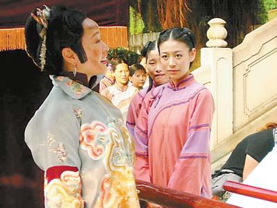 刘晓庆《阿有正传》变脸赶戏尽显演技高超(图)
