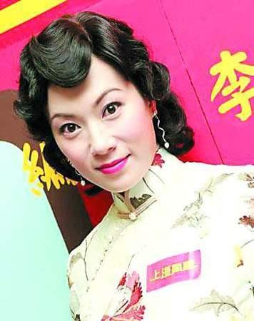 郭可盈拒演《上海传奇》言语暗讽张可颐(附图)