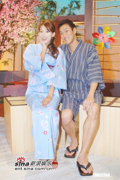 组图:林志玲下月日本拍外景和服亮相神采奕奕