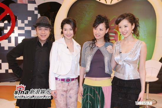 组图:陈孝萱上节目谈产子心得吓坏主持人天心