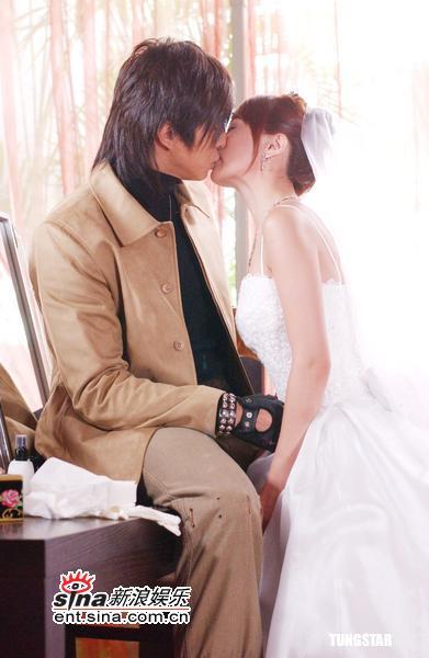 薇如 爱情魔发师 吻戏嫌王绍伟口水多