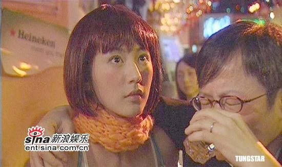 组图:刘心悠跳出纯真时代摇身一变成陪酒女郎