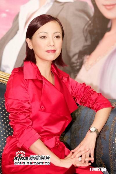 SHEREN TANG Promotes 'La Femme Desperado' in Taiwan | JayneStars.