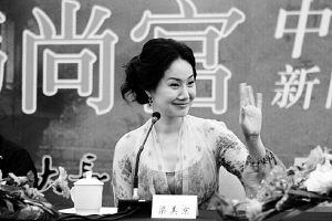 韩尚宫长沙展内秀谦和梁美京句句夸中国(附图)