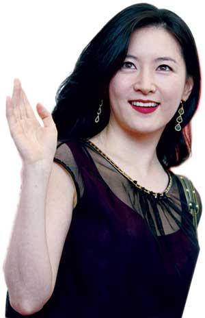 《大长今》做舞台剧黄辛贞替李英爱首站定成都