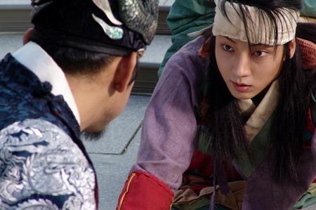 06韩流大赏影视投票预测《王的男人》有望夺冠
