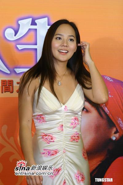 组图:《美妙人生》登陆台湾柳真不怕未婚生子