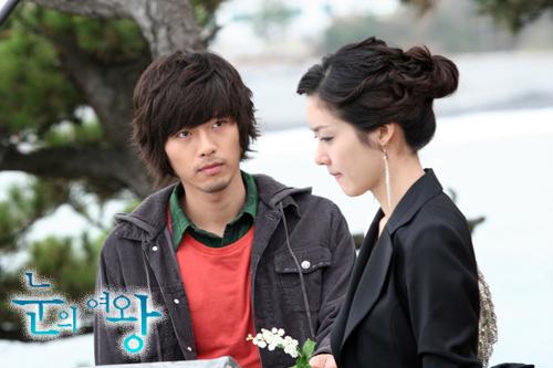 《雪之女王》收视回升成宥利演技获肯定(组图)