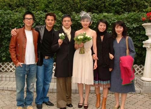 """张延结婚一周年称老公""""预谋""""了我的一切(图)"""