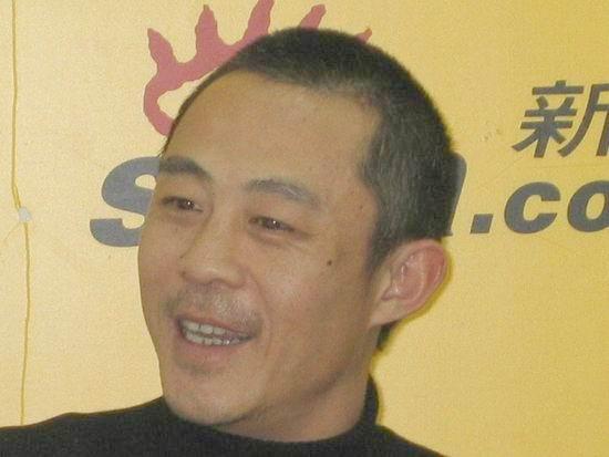 图文:导演苏舟、演员侯勇作客新浪嘉宾聊天室(3)