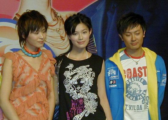 图文:《女才男貌》登陆央视--王海珍于娜印小天