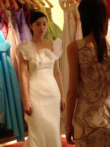 《美丽新天地》上海杀青范冰冰做逃跑新娘(图)