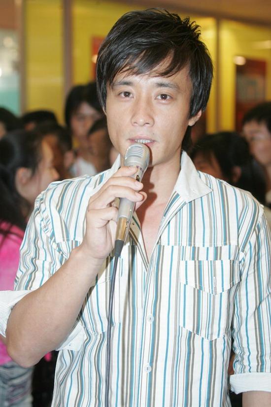 图文:寇世勋张谊出席《梦醒漓江》记者会(16)