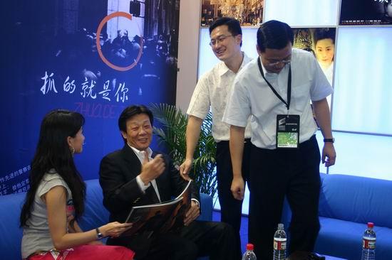 图文:第11届上海电视节各公司展台(16)