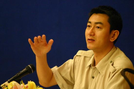 图文:中国电视十大名栏目名主持讲座开幕(4)
