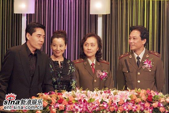 组图:飞天奖揭晓陈宝国张丰毅获得优秀男演员