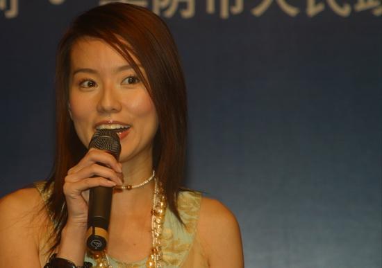 组图:大型神话剧《宝莲灯》在京举行明星见面会