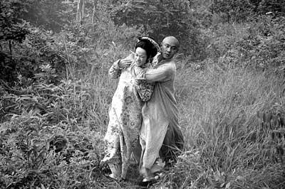 《阿有正传》热拍张卫健见到刘晓庆就动刀(图)