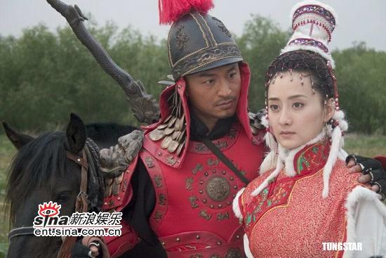 组图:《太祖秘史》剧照曝光马景涛出演激情戏
