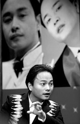 刘德华张国荣的模仿者昨亮相《龙门阵》(附图)