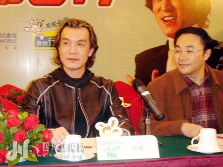 李咏澄清风头之争称梦想中国冠军能上春晚(图)