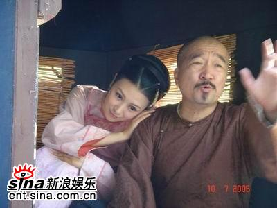 """《徽州女人》黄山热拍高榕变身""""叛逆""""女儿"""